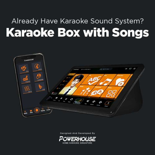 Singapore Best Home Karaoke System