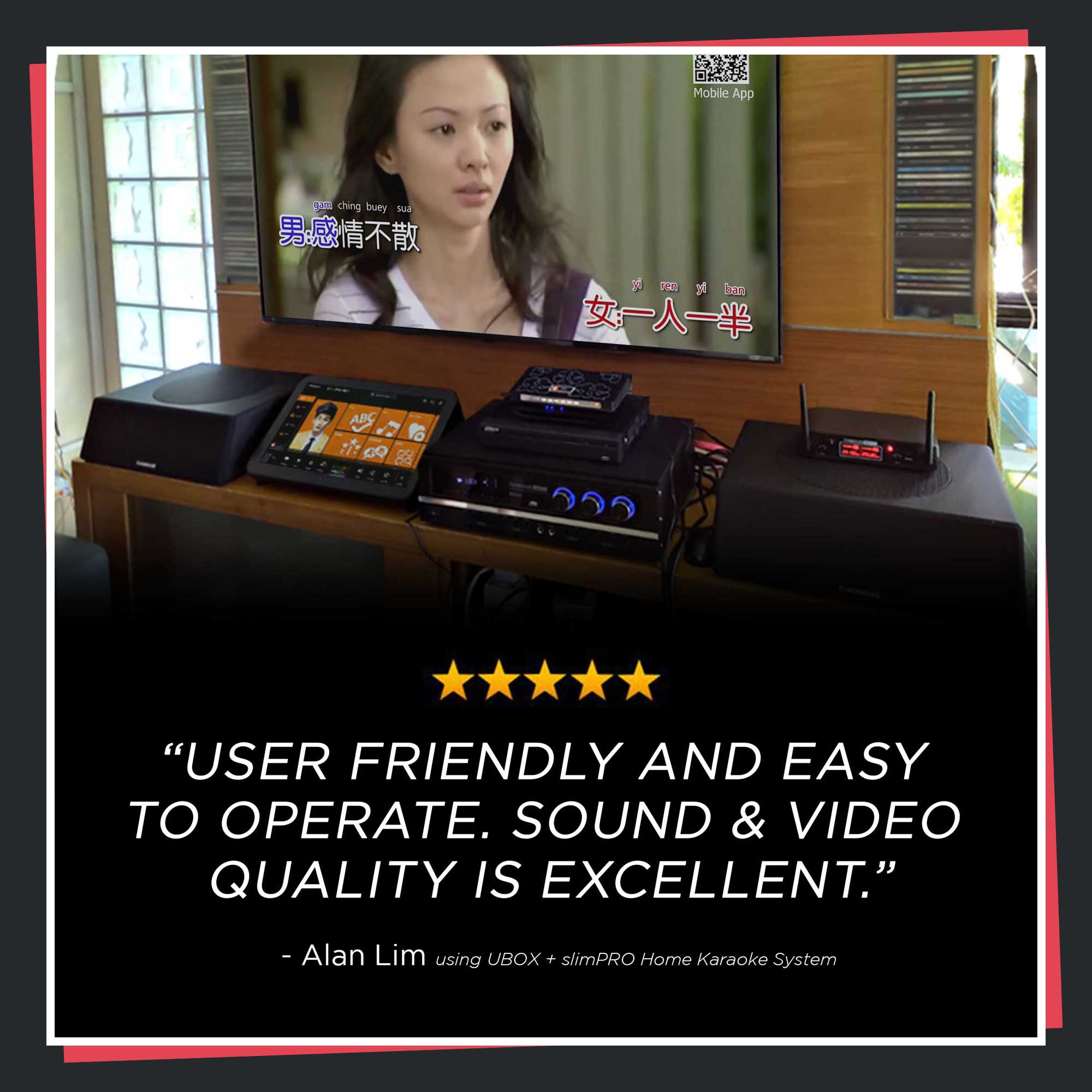 Powerhouse UBOX Home Karaoke System Review