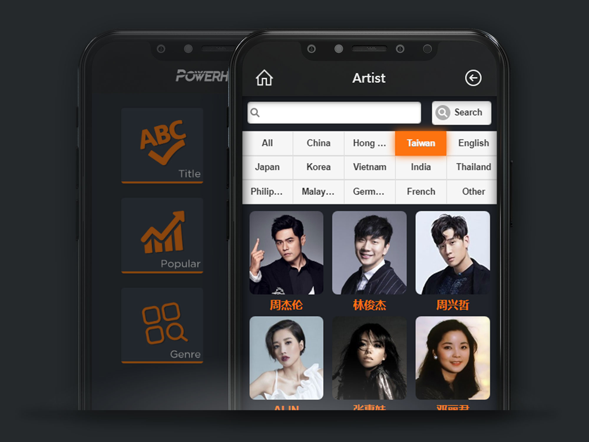PowerCONNECT Mobile App